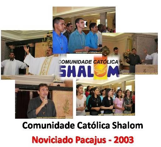 SHALOM COMUNIDADE CATOLICA MUSICAS BAIXAR DA