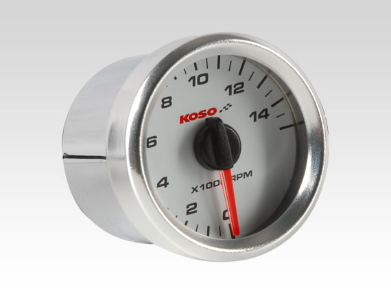 NEW KOSO RPM METER UNIVERSAL ~ Motorcycle info