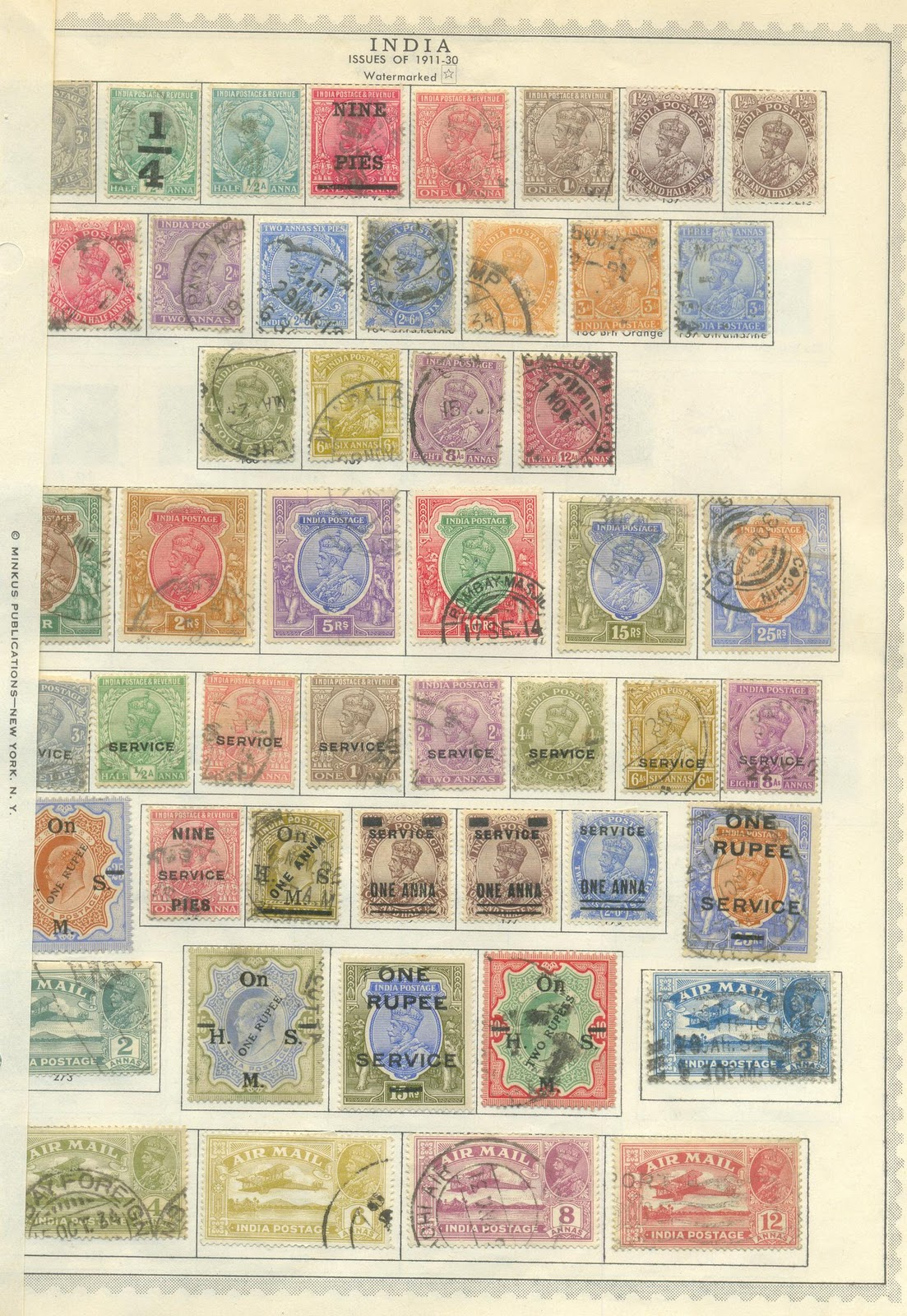 india stamps details india stamps pre independence