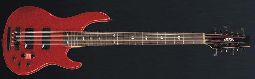 bassist about 12 string bass guitar. Black Bedroom Furniture Sets. Home Design Ideas