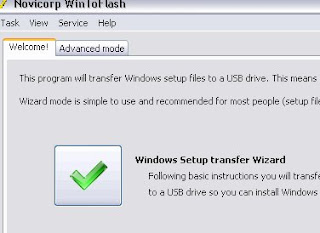 Install Windows Via Flashdisk