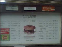 What-A-Burger Menu