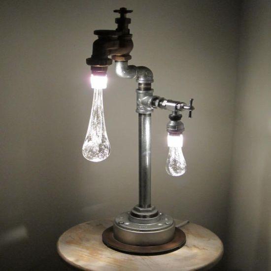 jocundist: Liquid Light: Lighting Made to Look Like Water ...
