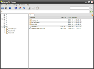 Xenon File Manager Portable