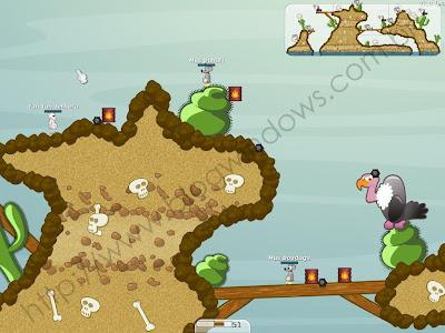 Wormux: Reviva os tempos do Worms