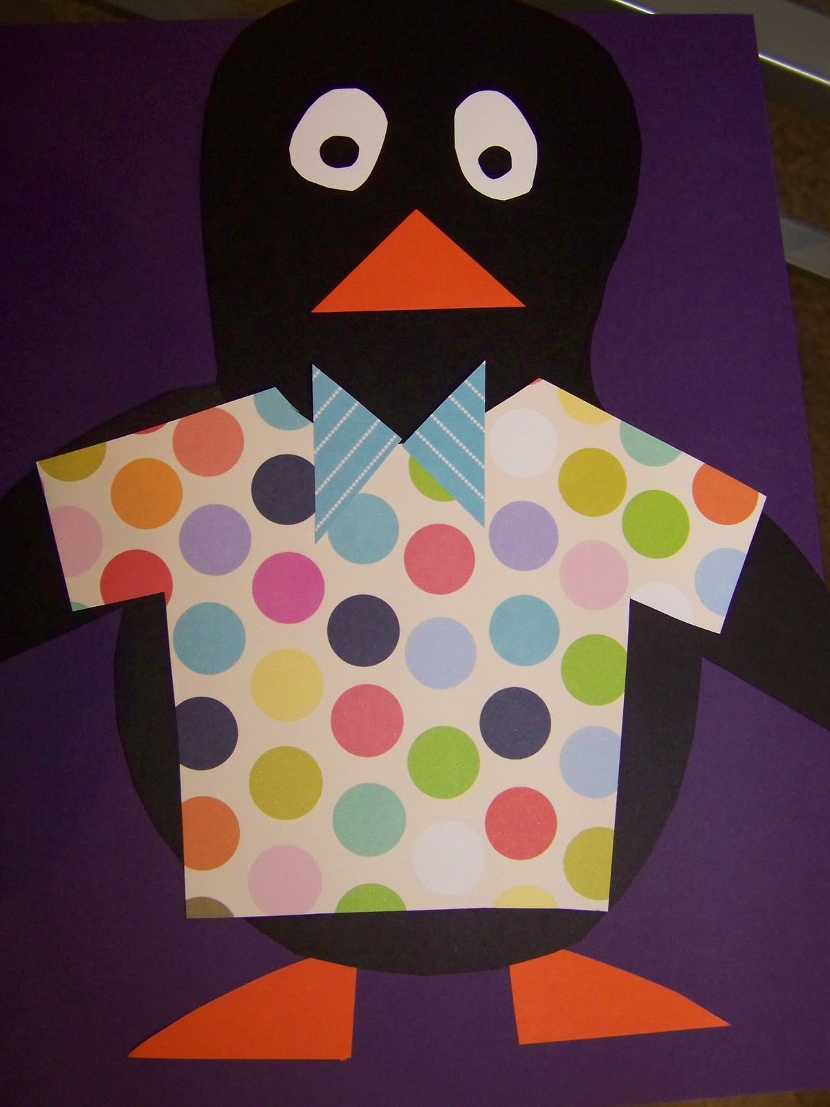 Perspectives First Grade Fashion With Tacky The Penguin