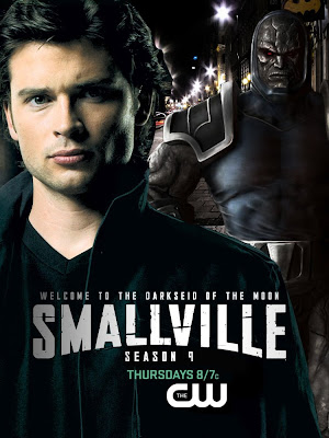 smallville 9 temporada dublado rmvb