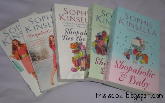 Shopaholic Sophie Kinsella