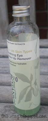 Boots Botanics 3 in 1 Eye Makeup Remover