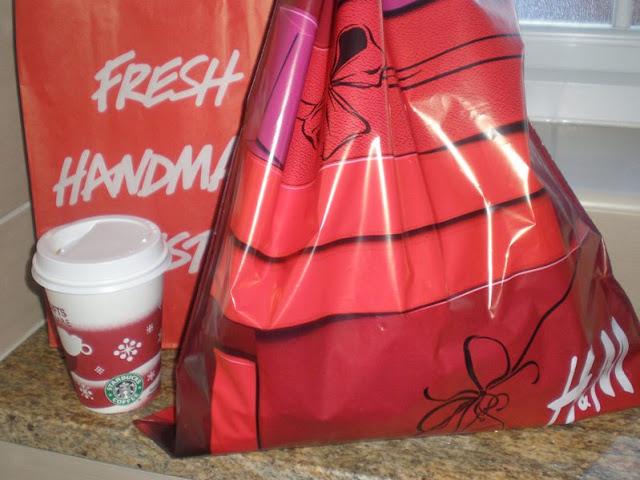 Starbucks red cup Christmas