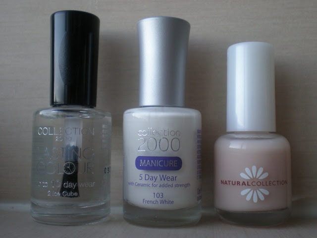 french manicure polishes