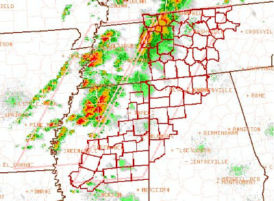 Mike Wilhelm's Alabama Weather Blog Bamawx com: Tornado