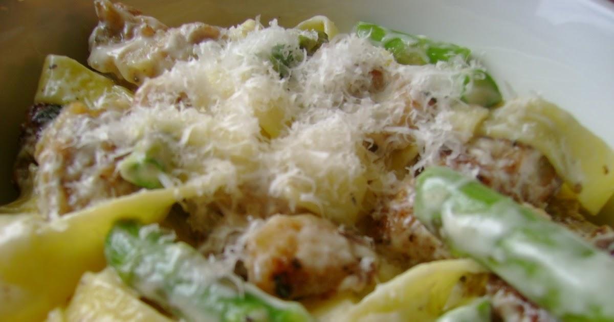 Chicken Fettuccine America S Test Kitchen