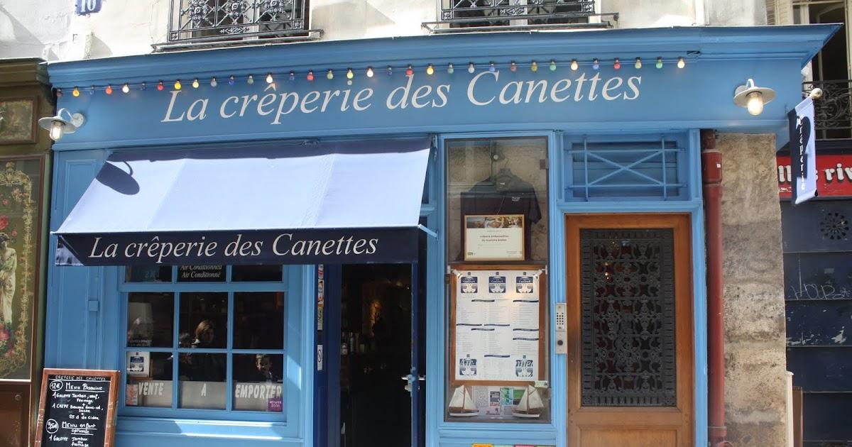 Hotel De Canettes Paris