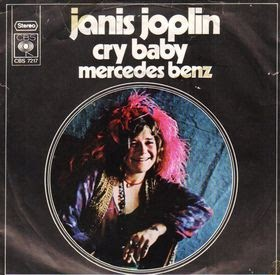 janis joplin 1971 cry baby single espacio woody jagger. Black Bedroom Furniture Sets. Home Design Ideas