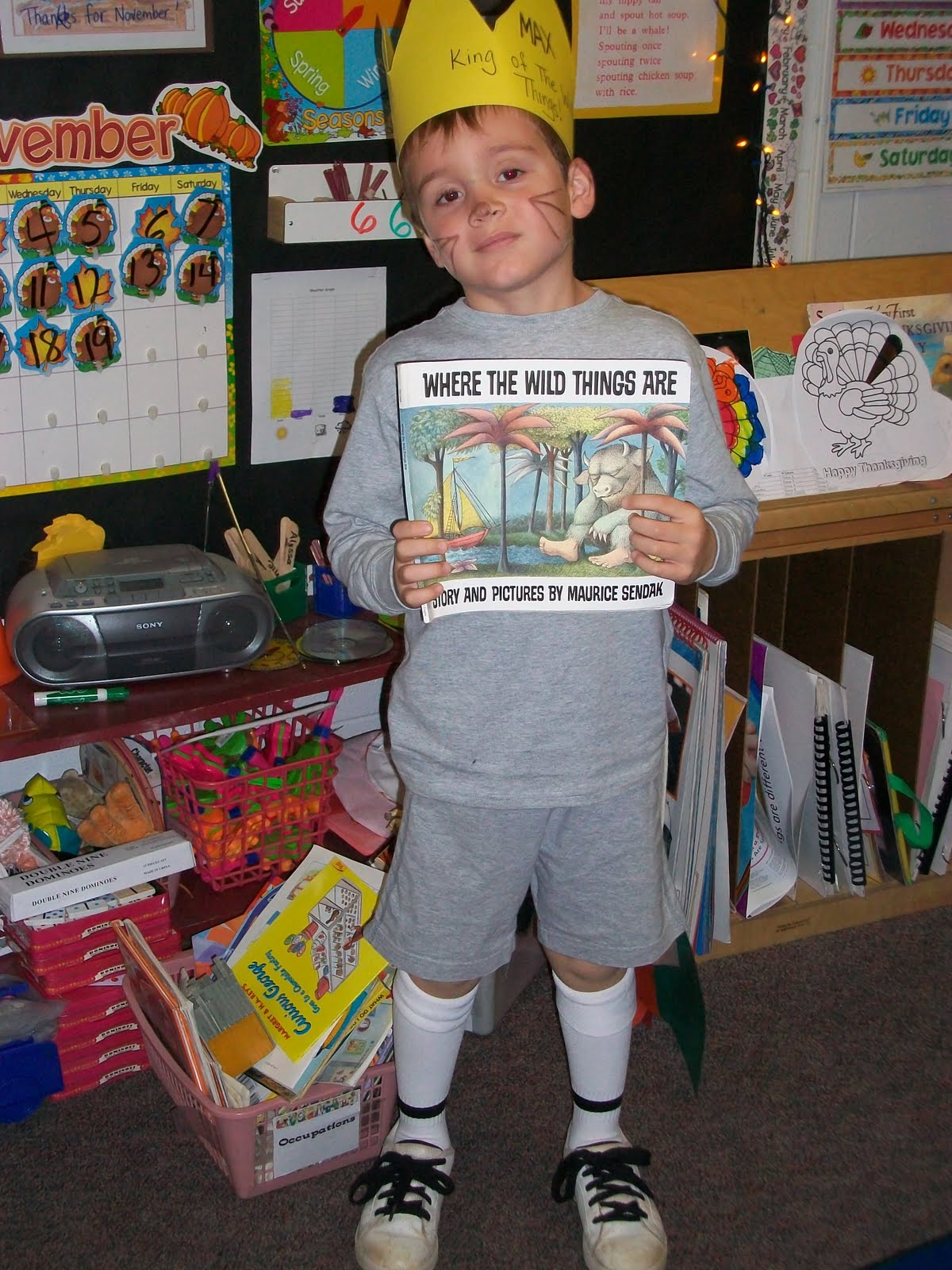 Kindergarten  sc 1 st  Kindergarten & Kindergarten: Book Character Dress Up Day!