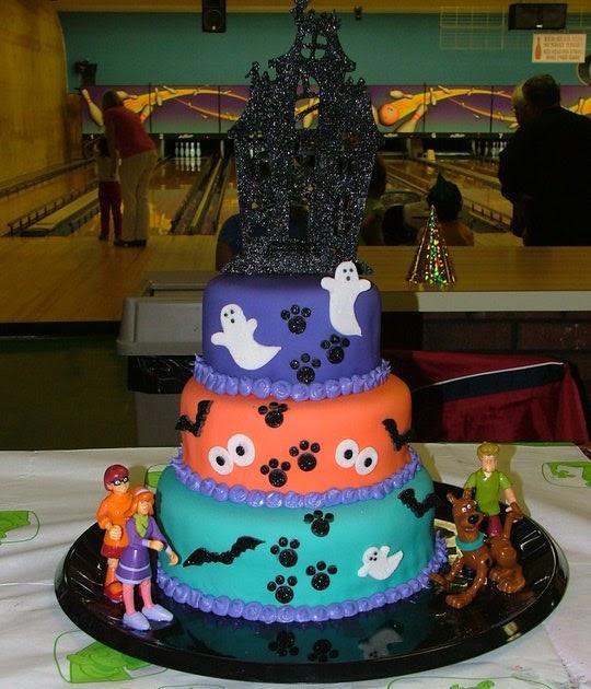 Scooby Doo Baby Shower Theme: Sugar Fairy Treats & Sweets: Scooby Doo Birthday Cake