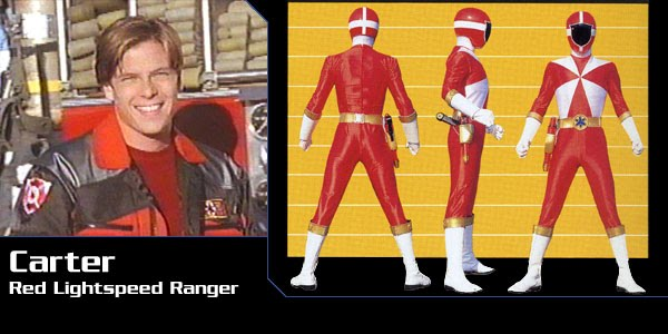 Reviews As Told By a Loser With Attitude: Power Rangers ...