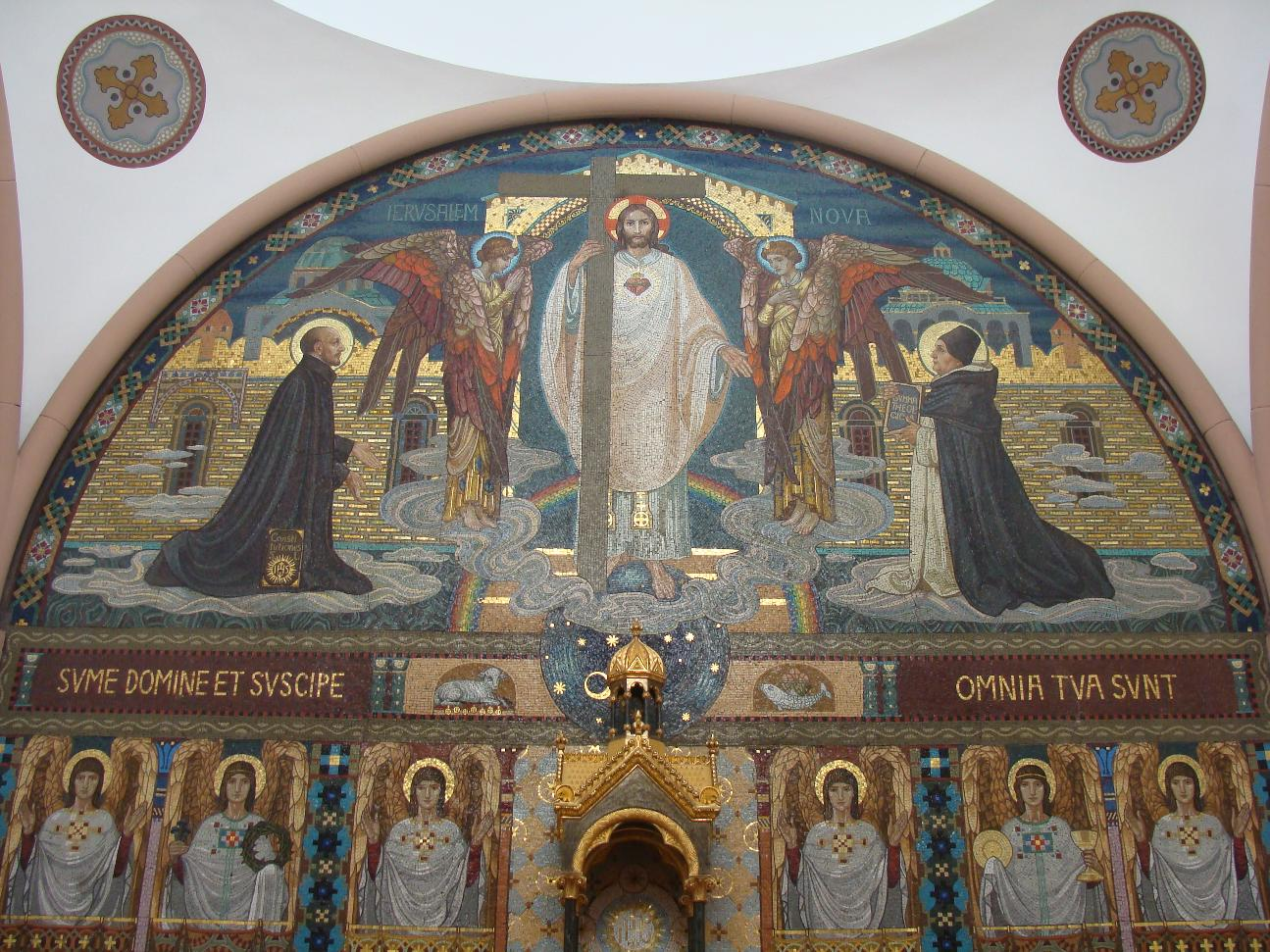 Thomas Aquinas: The City And The World: Notes On The Memorial Of St