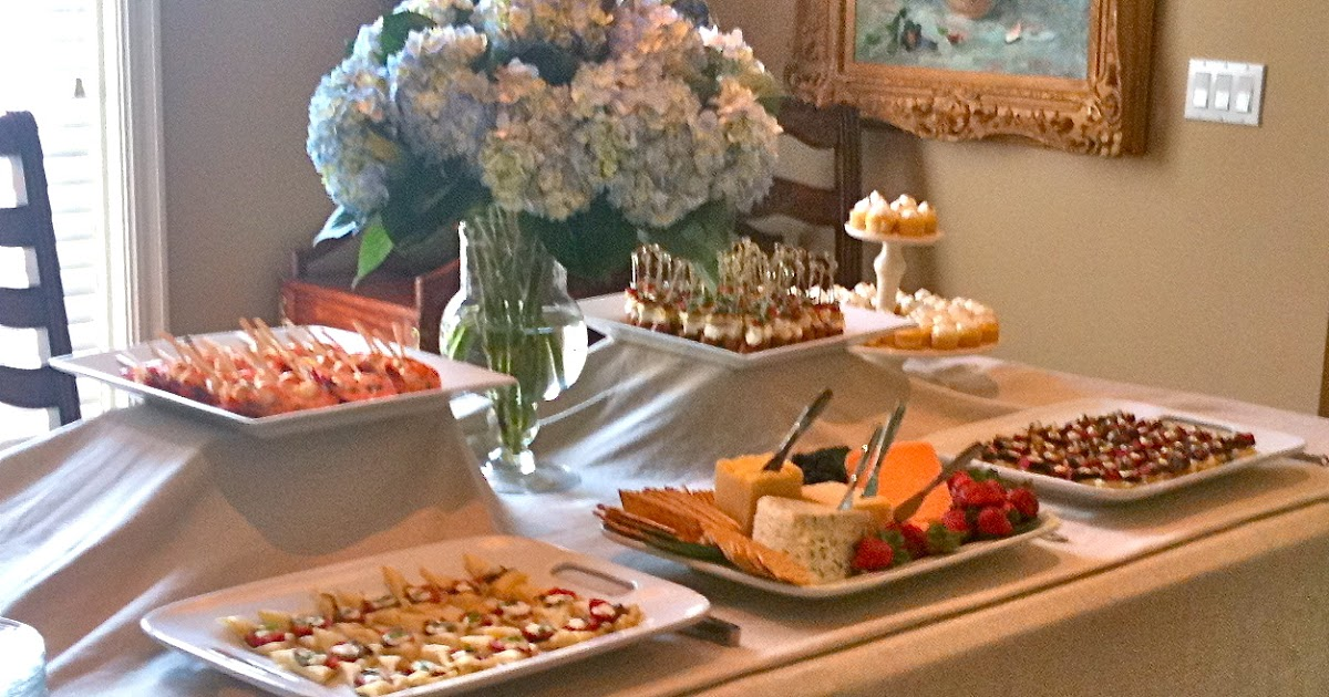 Receptions Food Displays And Prime Time On Pinterest: Jenny Steffens Hobick: Holiday Cocktail Party