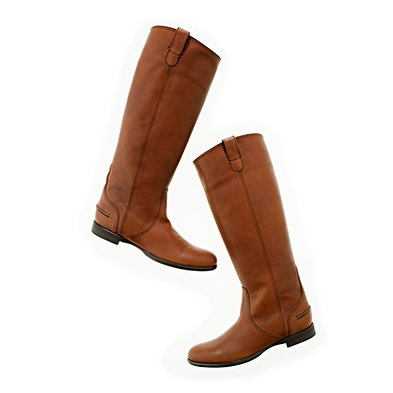 Oh Me Oh My Fall Leather Boots