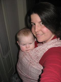 Beltway Babywearers Artisan Chocolate Hepplewhite And Baby Wraps