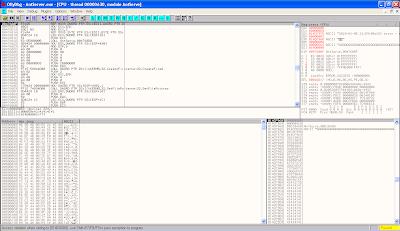 The Grey Corner: SEH Stack Based Windows Buffer Overflow