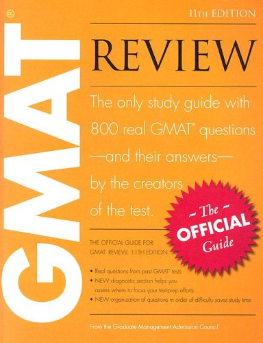 Gmat Books Times Of Career
