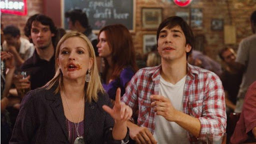 Justin Long and Drew Barrymore relationship