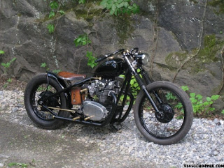 RAS Moto: XS650 Hardtail Chop Inspirational Photos