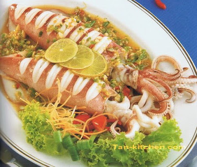 Squid Thai Recipes