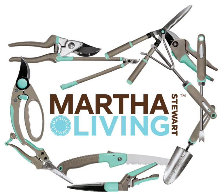 House Blend: New Martha Stewart Living Garden Tools Available in the
