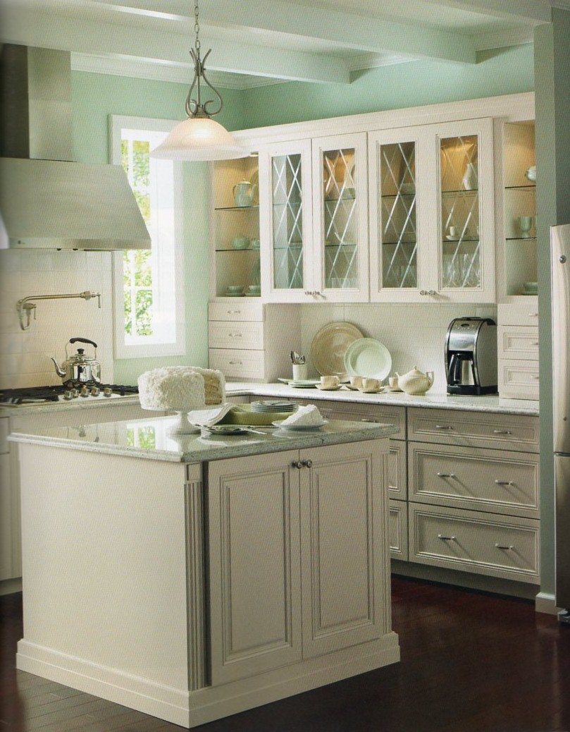 Martha Stewart Turkey Hill Kitchen Cabinets House Blend: Martha Stewart Living Cabinetry, Countertops