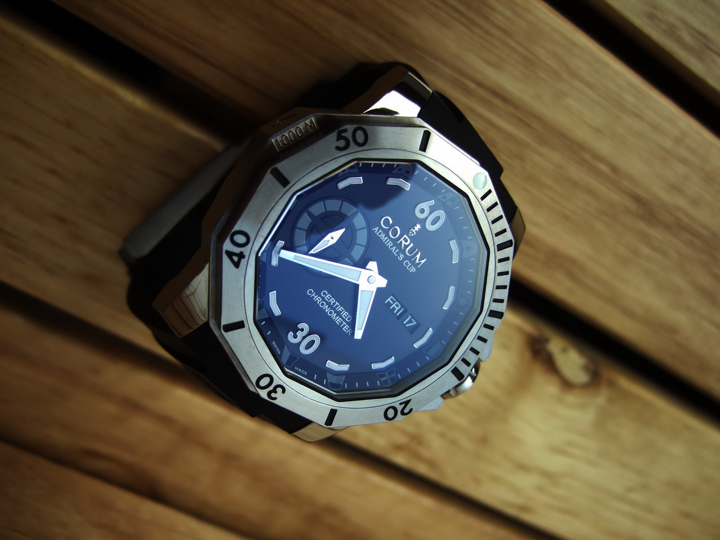 The 5 Characteristics of a Good Dive Watch
