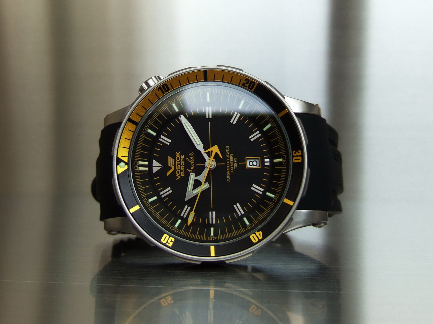 OceanicTime: Vostok Europe ANCHAR Review