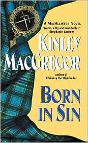 Review: Born in Sin by Kinley MacGregor.