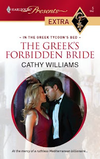 Review: The Greek's Forbidden Bride by Cathy Williams
