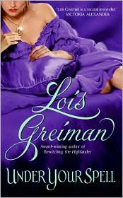 Review: Under Your Spell by Lois Greiman