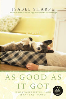 Giveaway: As Good As It Got by Isabel Sharpe.