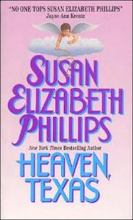 Review: Heaven, Texas by Susan Elizabeth Phillips