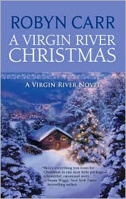 Review: A Virgin River's Christmas by Robyn Carr.