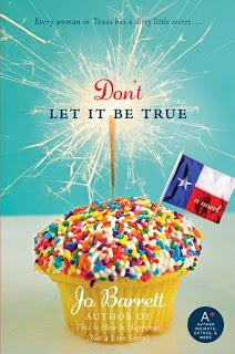 Review: Don't Let It Be True by Jo Barrett