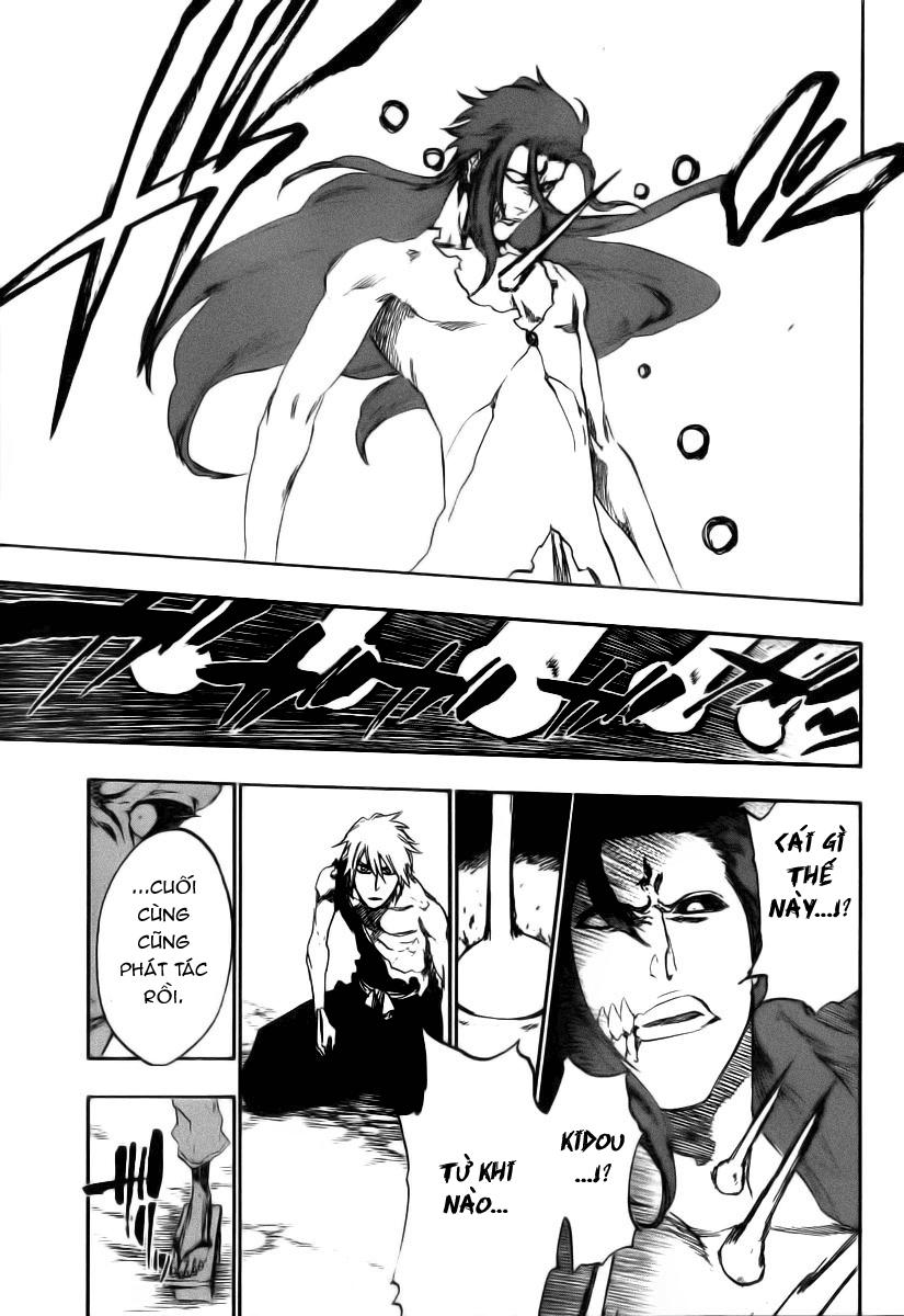 Bleach chapter 421 trang 13