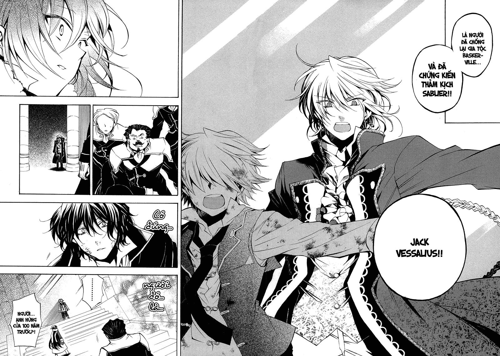 Pandora Hearts chương 021 - retrace: xxi discord trang 41