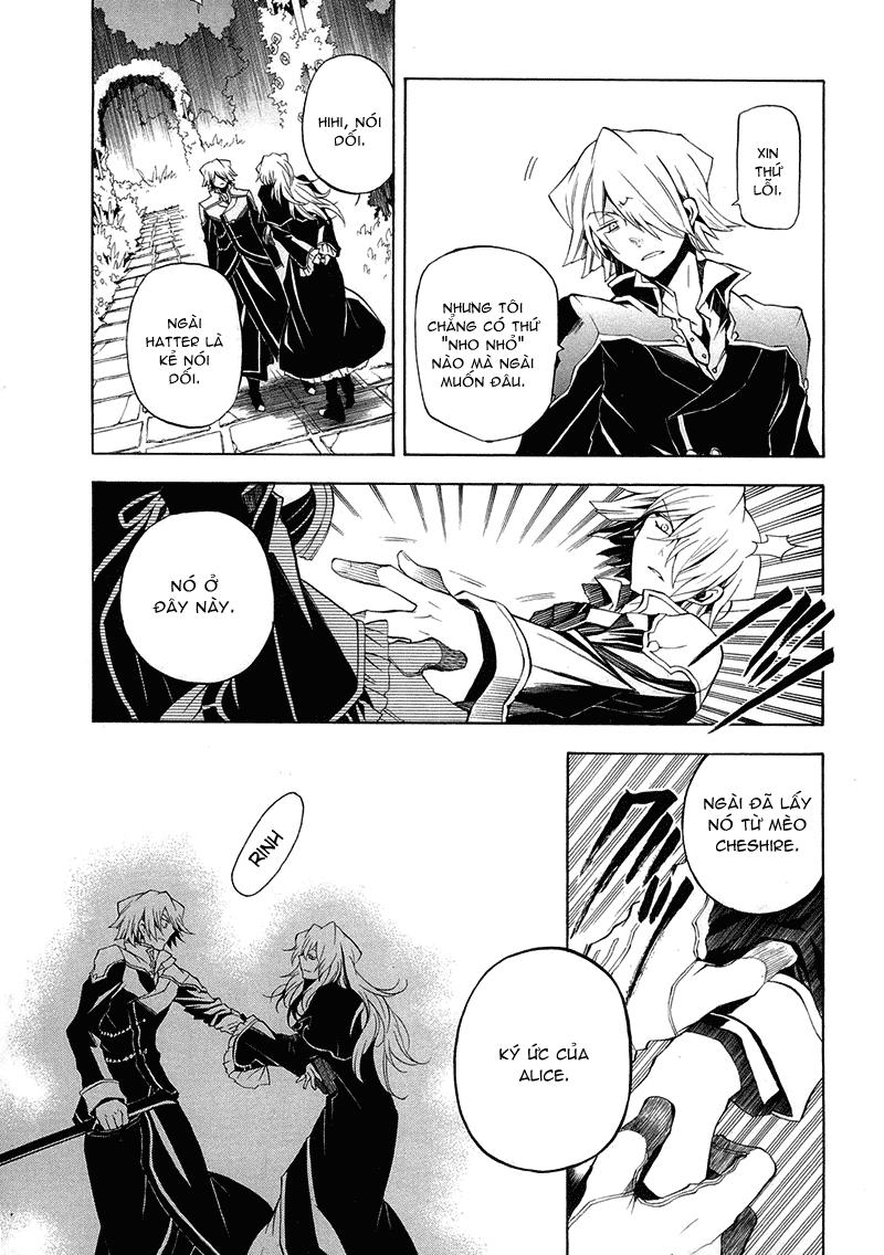 Pandora Hearts chương 021 - retrace: xxi discord trang 45