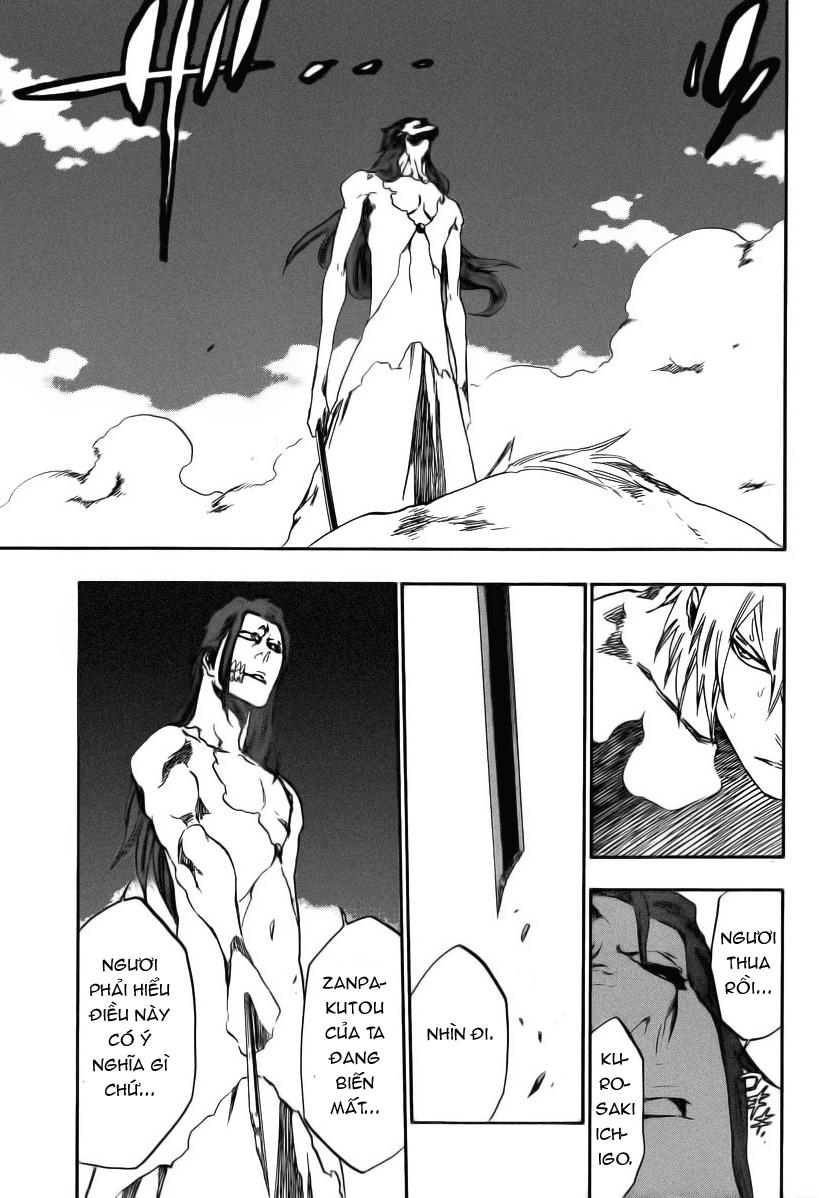 Bleach chapter 421 trang 11