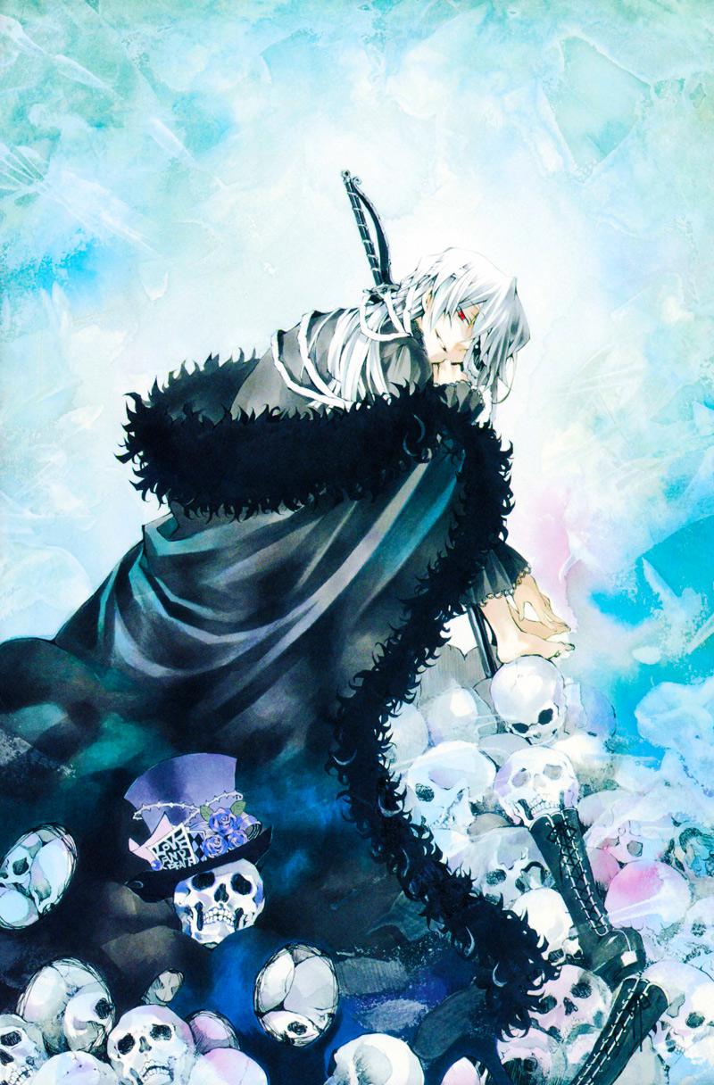 Pandora Hearts chương 020 - retrace: xx who killed poor alice? trang 2