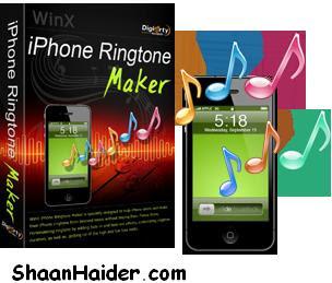 WinX iPhone Ringtone Maker Free Serial Key   Geeky Stuffs