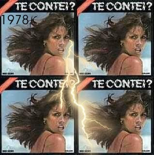 CD Te Contei 1978 Trilha Sonora Internacional