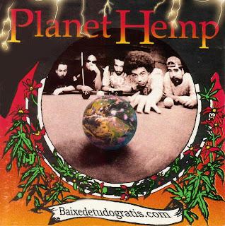 CD Coletânea Especial de Mp3 - Planet Hemp Criado por Quem Procura Acha!!!